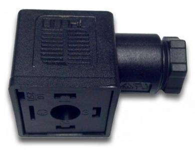Gerätesteckdose PG9, Form A