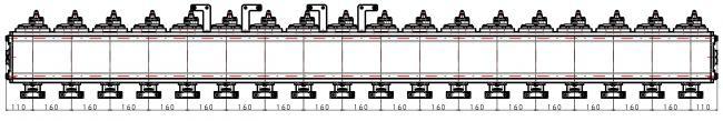 "ASCO Tank 8"", 18 Ventile"